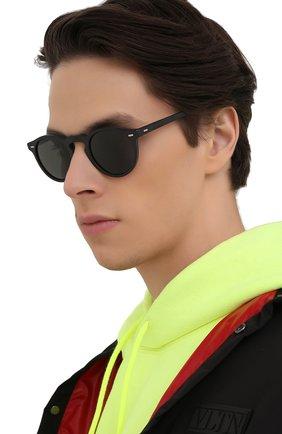 Женские солнцезащитные очки OLIVER PEOPLES черного цвета, арт. 5217S-1031P2 | Фото 3