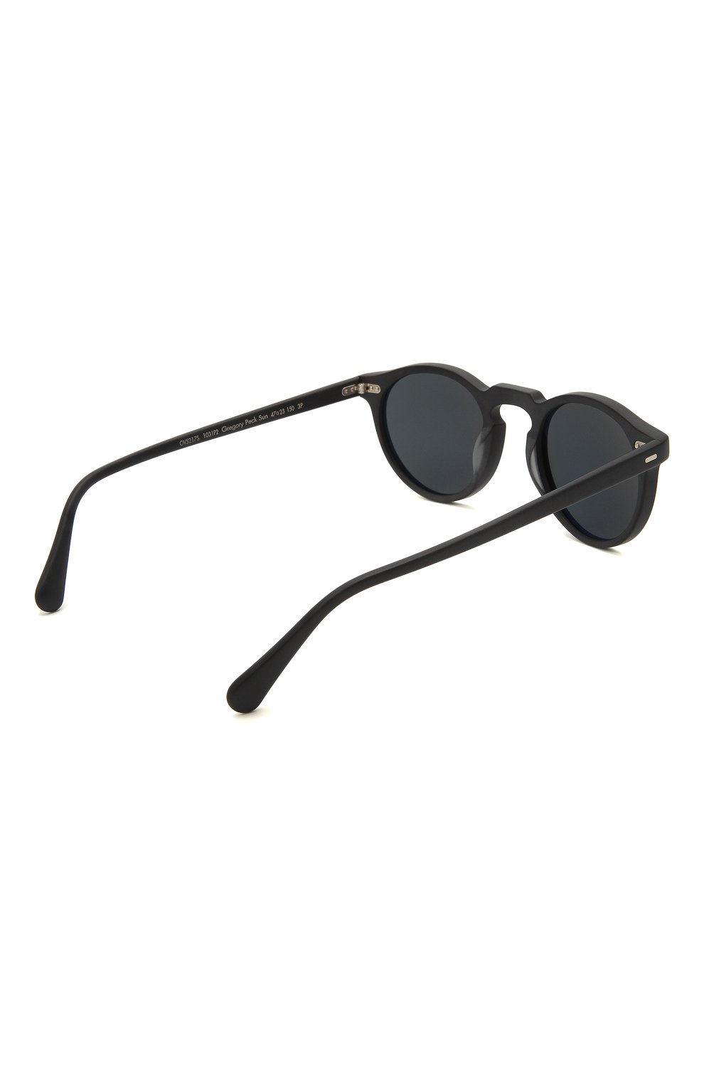 Женские солнцезащитные очки OLIVER PEOPLES черного цвета, арт. 5217S-1031P2 | Фото 5