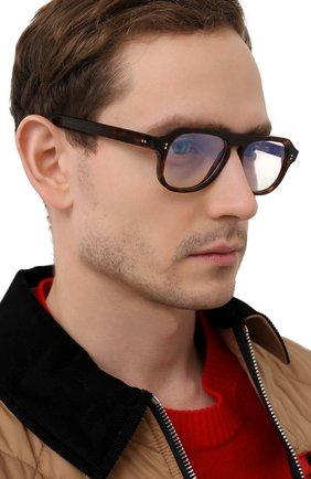 Мужские оправа CUTLERANDGROSS коричневого цвета, арт. 08222DT01 | Фото 2