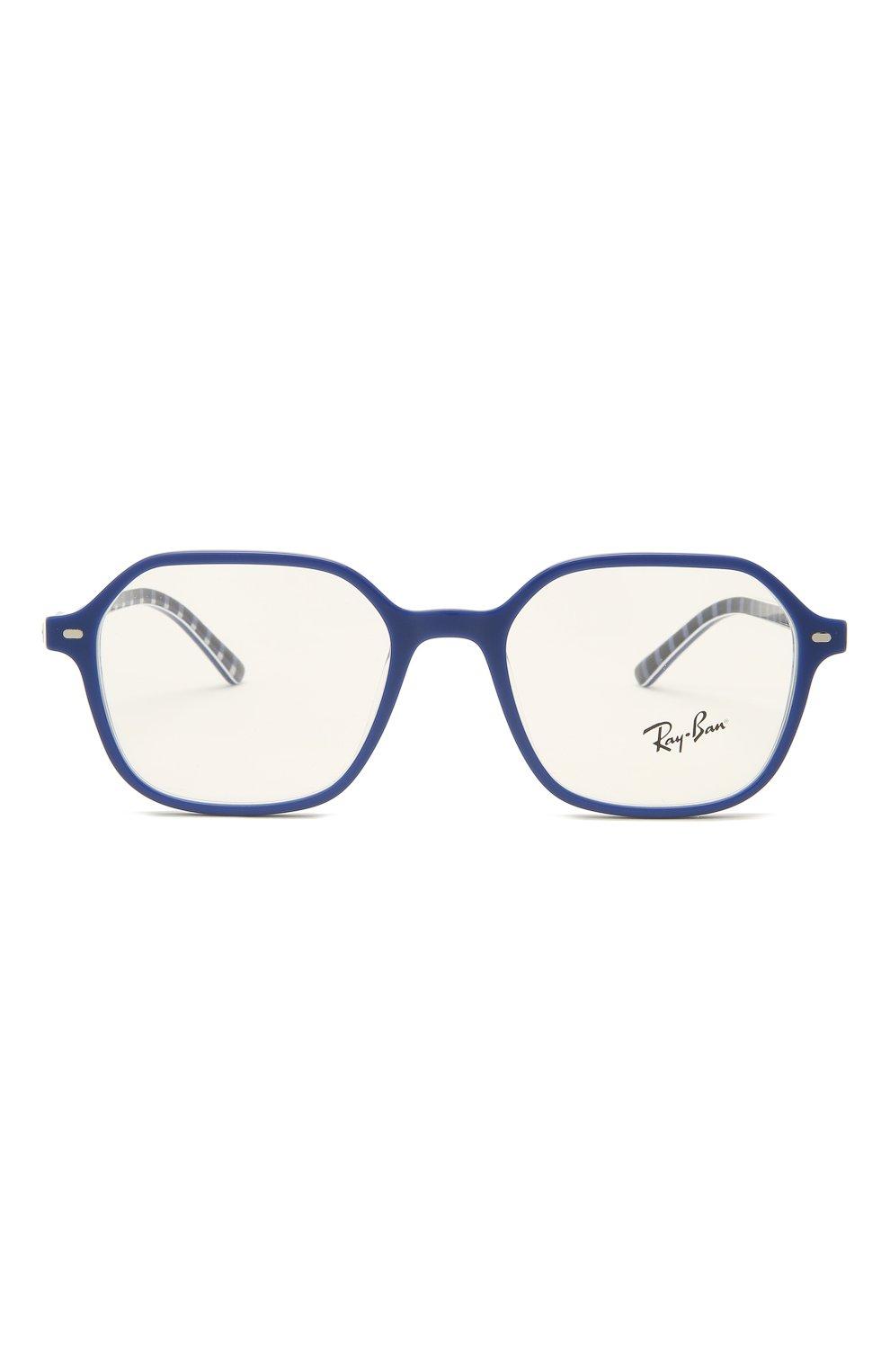 Женские оправа RAY-BAN синего цвета, арт. 5394-8090 | Фото 4