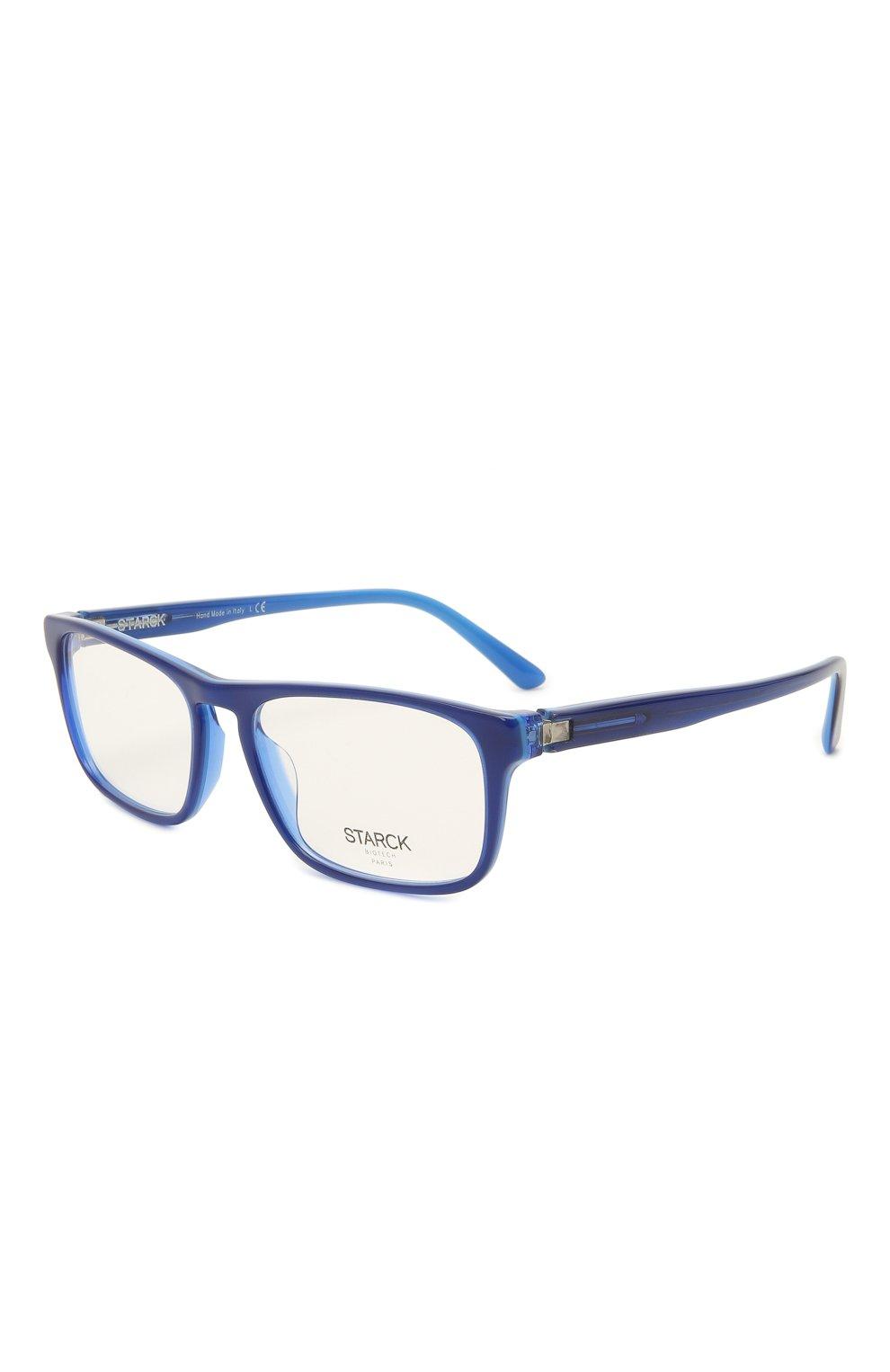 Мужские оправа STARCK EYES синего цвета, арт. 3059-0003 | Фото 1 (Тип очков: Оправа; Очки форма: Прямоугольные; Оптика Гендер: оптика-мужское)
