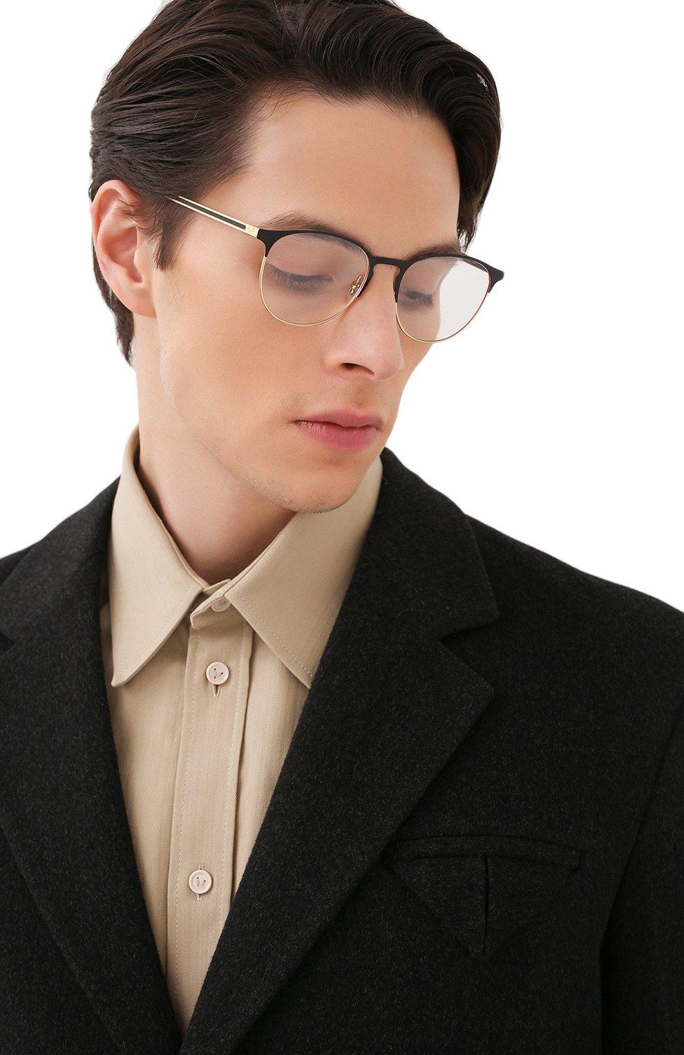 Женские оправа RAY-BAN черного цвета, арт. 6375-2890 | Фото 3