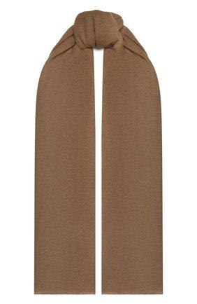 Женский кашемировый шарф helsinki BALMUIR бежевого цвета, арт. 122102   Фото 1
