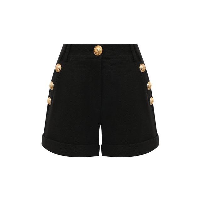 Хлопковые шорты Balmain