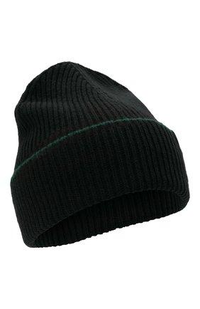 Женская шерстяная шапка LOEWE черного цвета, арт. F897295X01 | Фото 1