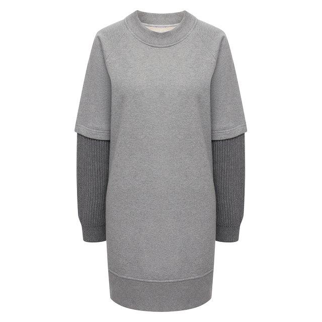 Хлопковое платье Mm6