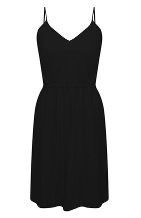 Женское платье MM6 черного цвета, арт. S52CT0591/S43455 | Фото 1