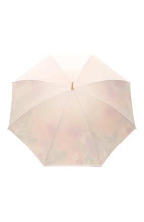 Женский зонт-трость PASOTTI OMBRELLI белого цвета, арт. 189/RAS0 55123/274/G15 | Фото 1