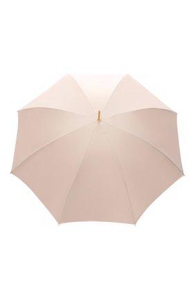 Женский зонт-трость PASOTTI OMBRELLI розового цвета, арт. 189/RAS0 5Z779/1 | Фото 1 (Материал: Металл, Текстиль, Синтетический материал)