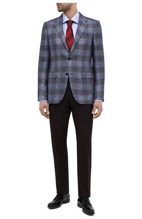 Мужские кожаные дерби BARRETT черного цвета, арт. 202U002.8/VITELL0 K | Фото 2