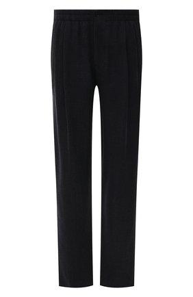 Мужские брюки GIORGIO ARMANI темно-серого цвета, арт. 9SGPP05M/T02KM | Фото 1