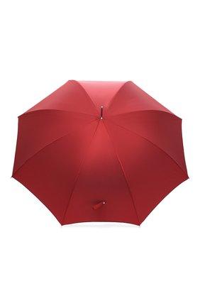 Мужской зонт-трость PASOTTI OMBRELLI красного цвета, арт. 478/RAS0 0XF0RD/4/W40 | Фото 1