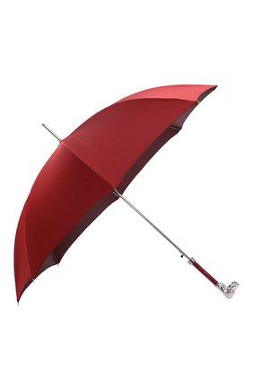 Мужской зонт-трость PASOTTI OMBRELLI красного цвета, арт. 478/RAS0 0XF0RD/4/W40 | Фото 2