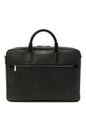 Мужская сумка для ноутбука stepan SERAPIAN темно-серого цвета, арт. SRSTPMLL692940I | Фото 1