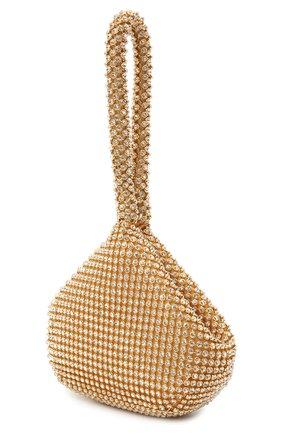 Детская сумка DAVID CHARLES золотого цвета, арт. 6601 | Фото 2