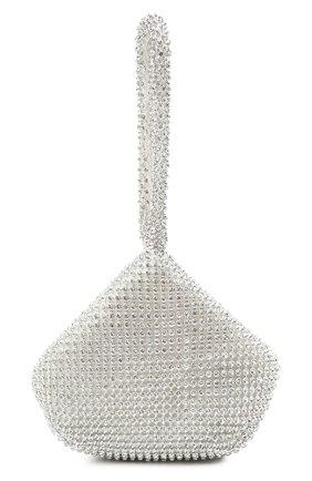 Детская сумка DAVID CHARLES серебряного цвета, арт. 6601 | Фото 1