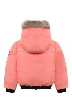 Пуховая куртка Grizzly | Фото №2