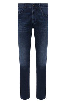 Мужские джинсы DIESEL синего цвета, арт. 00SB6F/069SF | Фото 1