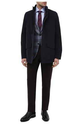 Мужские кожаные дерби BARRETT черного цвета, арт. 192U042.26/CERV0 | Фото 2
