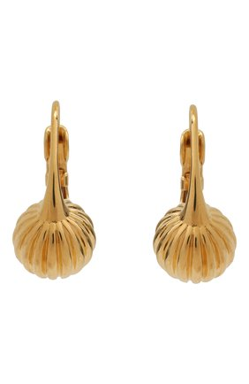 Женские серьги LANVIN золотого цвета, арт. AW-CJYA0D-ARPE-A20 | Фото 1