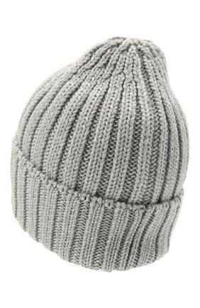 Детского шапка CHOBI серого цвета, арт. WH-3041 | Фото 2