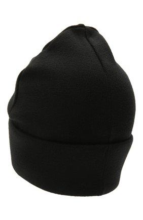 Детского шапка CHOBI черного цвета, арт. WH-3039 | Фото 2