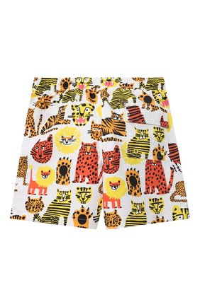 Детские плавки-шорты STELLA MCCARTNEY разноцветного цвета, арт. 602342/SQK34 | Фото 2