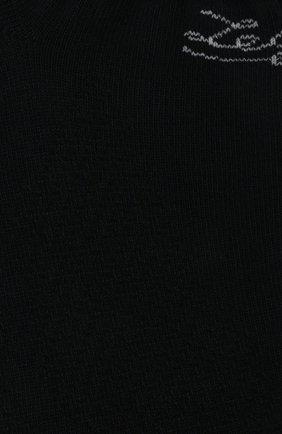 Мужские носки ERMENEGILDO ZEGNA темно-синего цвета, арт. N5V024040 | Фото 2