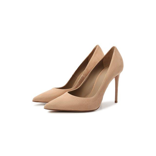 Замшевые туфли Le Silla