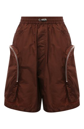 Женские шорты DSQUARED2 коричневого цвета, арт. S75MU0386/S53582 | Фото 1