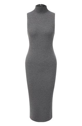Женское платье ALICE + OLIVIA серого цвета, арт. CL000526703   Фото 1