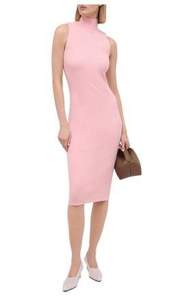 Женское платье ALICE + OLIVIA розового цвета, арт. CL000526703 | Фото 2
