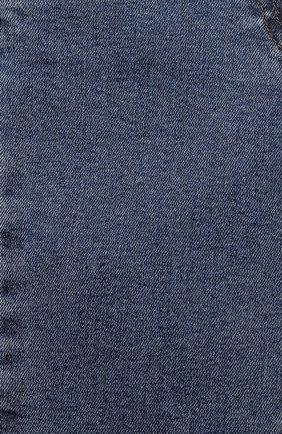 Детские джинсы DOLCE & GABBANA синего цвета, арт. L21F60/LD949 | Фото 3