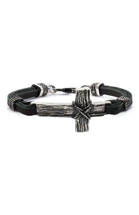 Женский браслет спаси и сохрани GL JEWELRY серебряного цвета, арт. GL410010-S97-01 | Фото 1