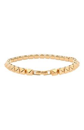 Женский браслет valentino garavani VALENTINO золотого цвета, арт. VW2J0H90/MET | Фото 2