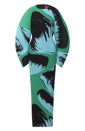 Женское платье SOLACE зеленого цвета, арт. 0S21061 | Фото 1