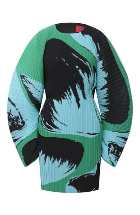 Женское платье SOLACE зеленого цвета, арт. 0S29003 | Фото 1