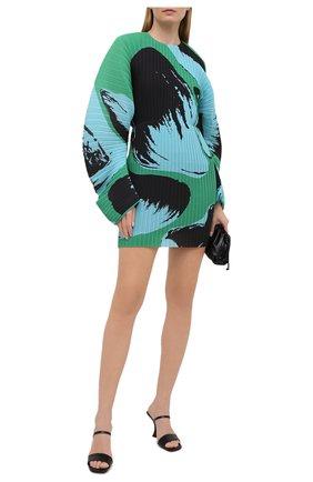 Женское платье SOLACE зеленого цвета, арт. 0S29003 | Фото 2