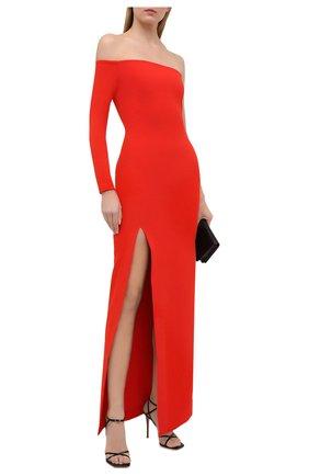 Женское платье SOLACE красного цвета, арт. 0S29005 | Фото 2
