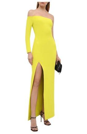 Женское платье SOLACE желтого цвета, арт. 0S29005 | Фото 2