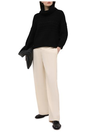 Женский свитер ALICE + OLIVIA черного цвета, арт. CC009S36707 | Фото 2