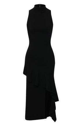 Женское платье ALICE + OLIVIA черного цвета, арт. CC009525715 | Фото 1