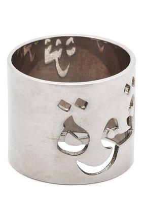 Женское кольцо force LEVASHOVAELAGINA серебряного цвета, арт. force/r | Фото 1