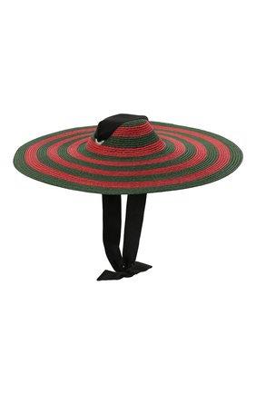 Детская шляпа GUCCI разноцветного цвета, арт. 642868/4HADK | Фото 2
