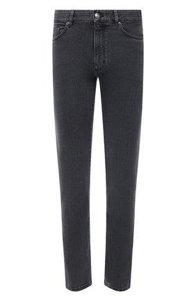 Мужские джинсы ERMENEGILDO ZEGNA серого цвета, арт. UWI88/GAN | Фото 1