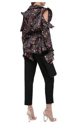 Женские кожаные босоножки keira DOLCE & GABBANA светло-розового цвета, арт. CR1086/AX191   Фото 2