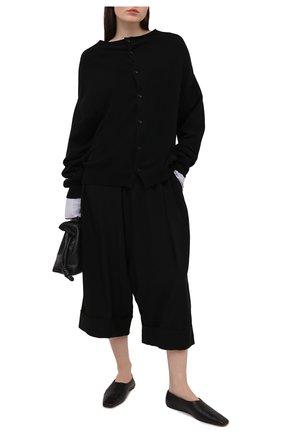 Женские кюлоты Y`S черного цвета, арт. YT-P02-500 | Фото 2
