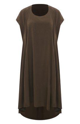 Женское платье Y`S хаки цвета, арт. YT-D03-500 | Фото 1