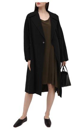 Женское платье Y`S хаки цвета, арт. YT-D03-500 | Фото 2