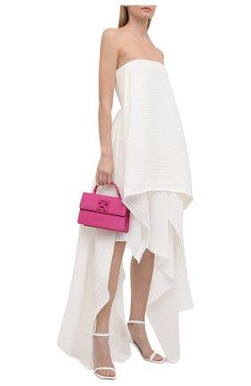 Женское платье SOLACE белого цвета, арт. 0S1446 | Фото 2